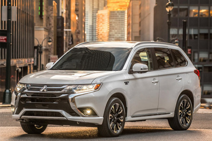 Mitsubishi Outlander PHEV 2.0 MIVEC 89 kW 4WD Instyle