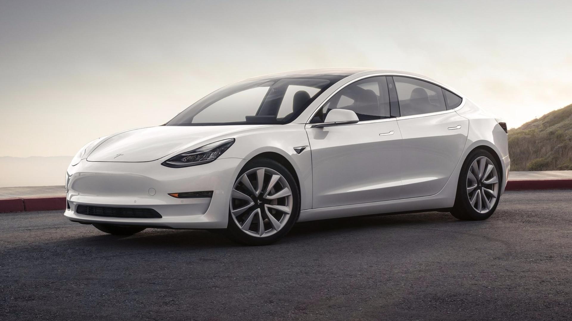 Tesla Model 3 s dodáním do 60 dní
