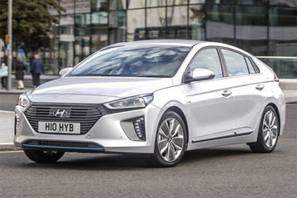 Hyundai Ioniq EV EV Future
