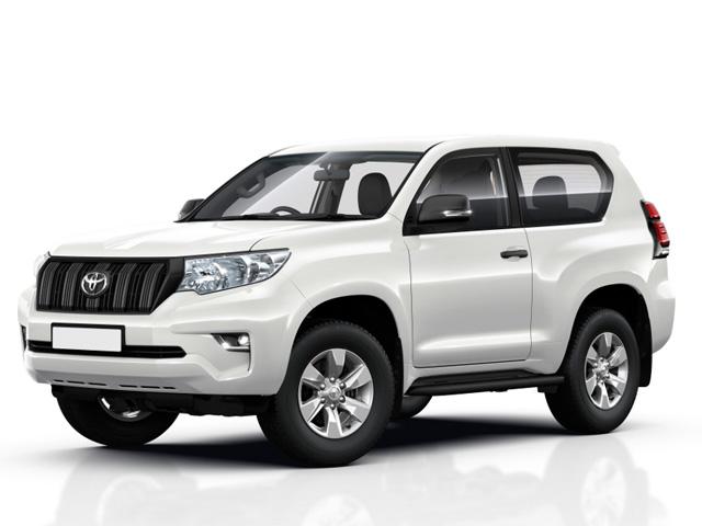 Toyota Land Cruiser 3dv. - recenze a ceny | Carismo.cz