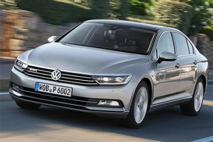 Volkswagen Passat 2.0 TDI/110 kW Comfortline