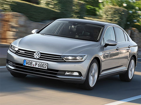 Volkswagen Passat - recenze a ceny | Carismo.cz