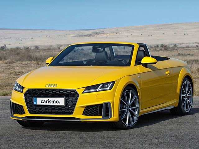 Audi TT Roadster - recenze a ceny | Carismo.cz