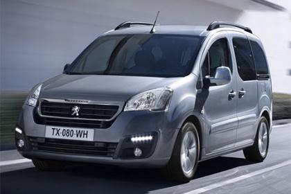 Peugeot Partner Tepee 1.6 VTi/88kW Allure