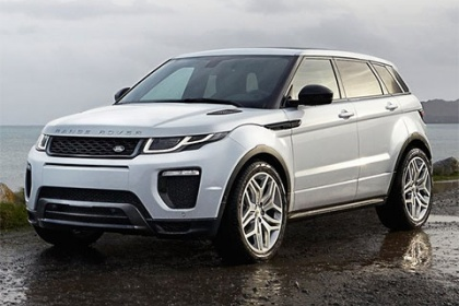 Land Rover Range Rover Evoque 2.0 l TD4/110 kW AT HSE