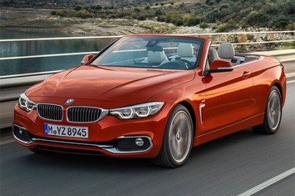 BMW 4 Cabrio 430d AT Luxury Line