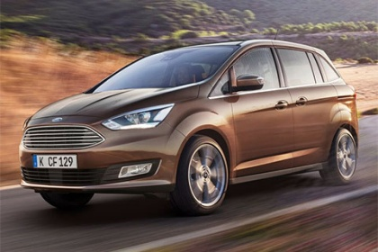 Ford Grand C-MAX 1.5 EcoBoost/110 kW Trend Plus