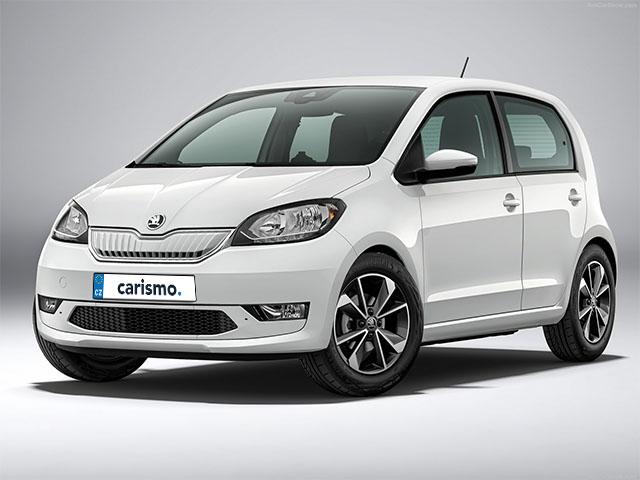 Škoda Citigo-e iV - recenze a ceny   Carismo.cz