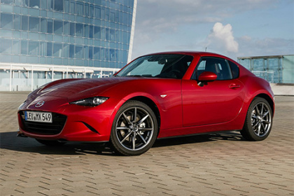 Mazda MX- 5 RF 1.5 Skyactiv Attraction