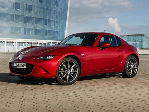 Mazda MX-5 RF - recenze a ceny | Carismo.cz