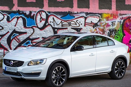 Volvo S60 Cross Country D4 AWD Cross Country