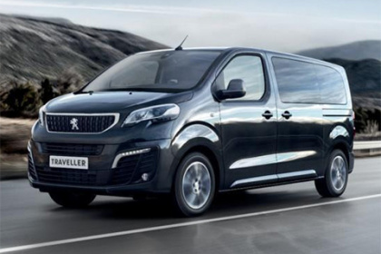Peugeot Traveller Business 2.0 BlueHDi manual M