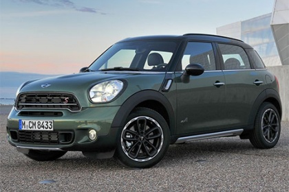 Mini Countryman Cooper ALL4 Cooper