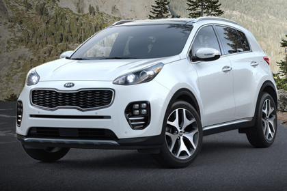 Kia Sportage 2.0 CRDi/136 kW 4x4 AT Exclusive