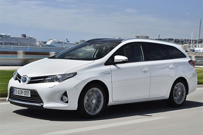 Toyota Auris Touring Sports 1.4 D-4D Business 2017