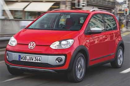 Volkswagen Cross up! 1.0 cross up!