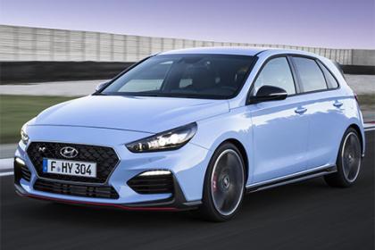 Hyundai i30 N 2.0 T-GDI/202 kW i30 N Performance