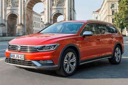 Volkswagen Passat Alltrack 2.0 TSI 4Motion DSG Alltrack BiTDI
