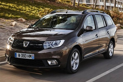 Dacia Logan MCV 1.5 dCi/66 kW Arctica