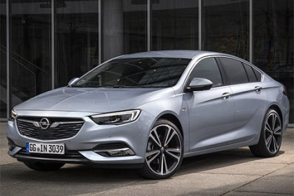 Opel Insignia Grand Sport 2.0 Turbo 4x4 Dynamic 2.0