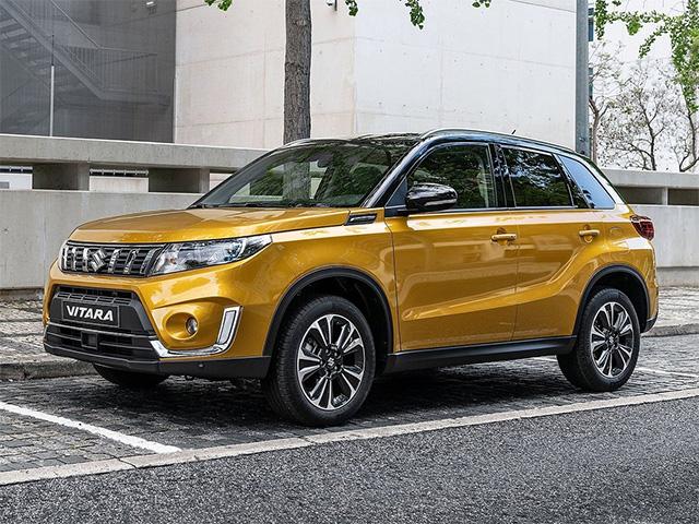 Suzuki Vitara - recenze a ceny   Carismo.cz