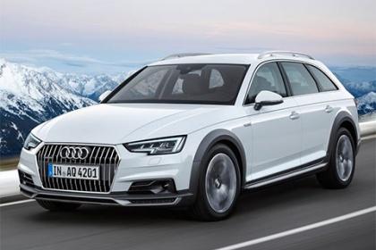 Audi A4 allroad quattro 2.0 TDI/140 kW quattro S tronic Allroad