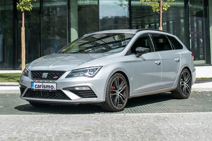 SEAT Leon ST Cupra 2.0 TSI 4Drive DSG Cupra